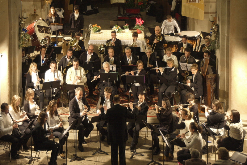 l'Harmonie de Trévoux Jassans 2013