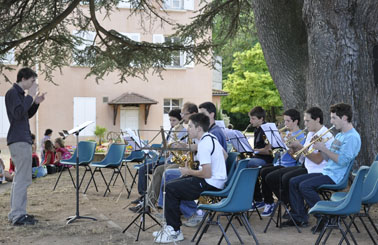 Orchestre big band-2011